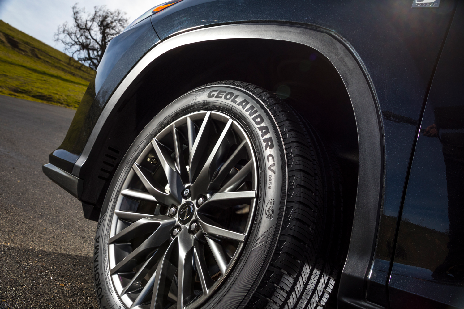 Yokohama Tire's Brand New GEOLANDAR CV G058 Offers Sure-Footed All-Season Traction For Crossovers, Small SUVs And Minivans With 60-Day Risk-Free Trial; Now Eligible For $70 Spring 2021 Rebate