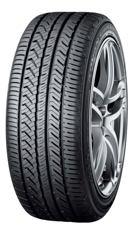 Yokohama ADVAN Sport A/S provides performance characteristics in an all-season tire!