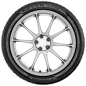 ADVAN FLEVA V701 tire