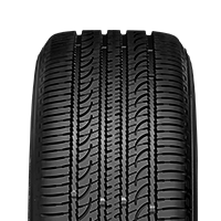 A photo of Yokohama Tire GEOLANDAR G055